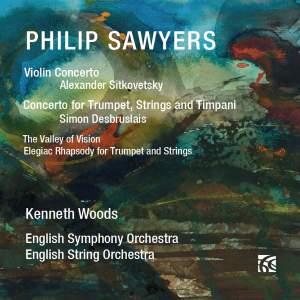 Philip Sawyers: Concertos