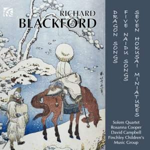 Blackford: Seven Hokusai Miniatures