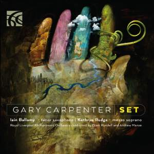 Gary Carpenter: Set