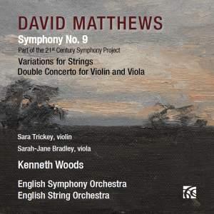 David Matthews: Symphony No. 9