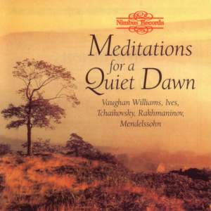 Meditations for a Quiet Dawn