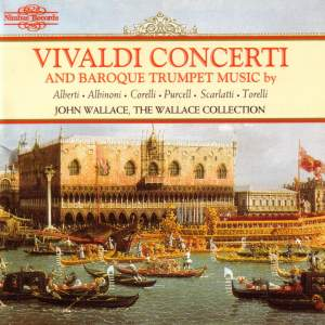 Vivaldi Concerti and Baroque Trumpet Music
