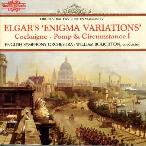 Orchestral Favourites Volume IV - Elgar's Enignma Variations