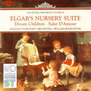 Orchestral Favourites Volume VI - Elgar's Nursery Suite