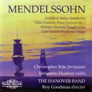 Mendelssohn: Scottish & Italian Symphonies