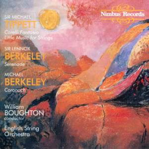 Tippett, Berkeley and Berkeley: Works for String Orchestra