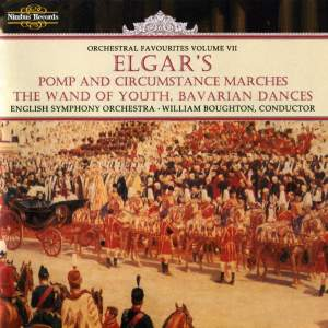 Orchestral Favourites Volume VII - Elgar's Pomp & Circumstance Marches