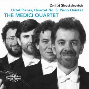 Shostakovich Two Pieces For String Quartet Elegy Amp Polka border=