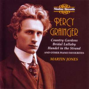 Percy Grainger - Piano Favourites