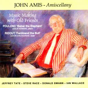 Amiscellany: Music-Making with Old Friends