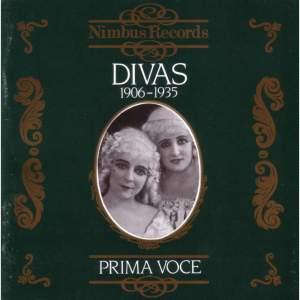 Divas Vol.1 - (1906 - 1935) Product Image