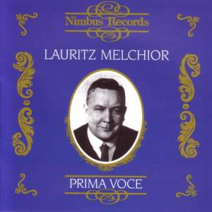 Lauritz Melchior Product Image