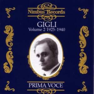 Beniamino Gigli Vol.2 (1925 - 1940)