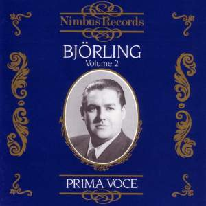 Jussi Björling Vol.2