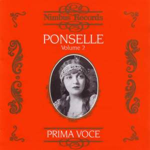 Rosa Ponselle Vol.2 Product Image