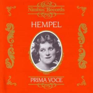 Frieda Hempel