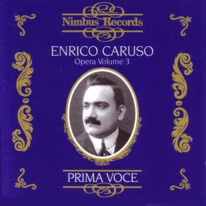 Enrico Caruso in Opera - Vol.3