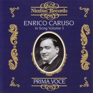 Enrico Caruso in Song Vol.3