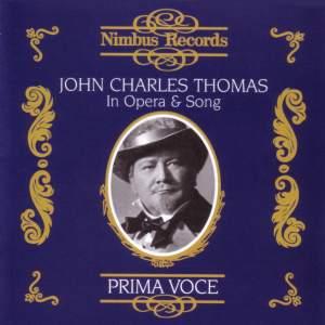 John Charles Thomas - In Opera & Song Product Image