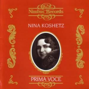 Nina Koshetz