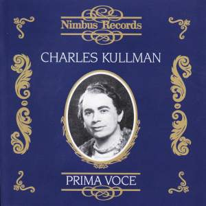 Charles Kullman - European Columbia Recordings
