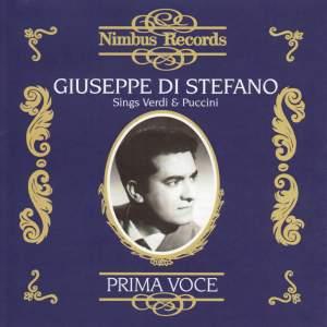 Giuseppe di Stefano sings Verdi & Puccini