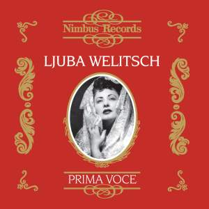 Ljuba Welitsch