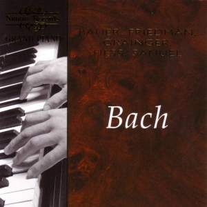 Great Pianists play Bach