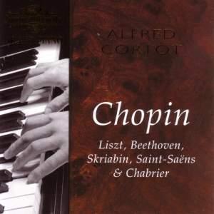 Alfred Cortot plays Chopin, Liszt, Beethoven, Skriabin & Saint-Saens