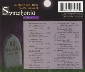 Symphonia, Vol. 2: La Morte dell' Oom (No Pah Intended)