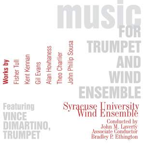 Music for Trumpet and Wind Ensemble, Vol. 1