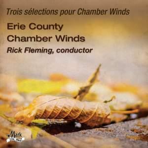 Trois sélections pour Chamber Winds Product Image