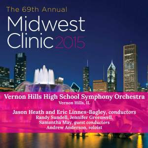 Midwest Clinic 2015: Vernon Hills High School Symphony Orchestra