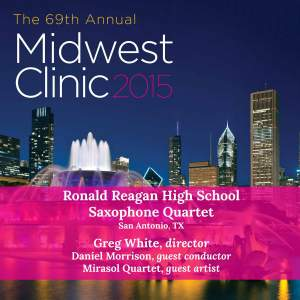 2015 Midwest Clinic: Ronald Reagan High School (Live)