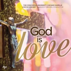 God Is Love (Live)