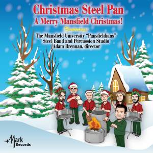 Christmas Steel Pan: A Merry Mansfield Christmas!
