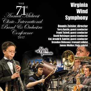 2017 Midwest Clinic: Virginia Wind Symphony (Live)
