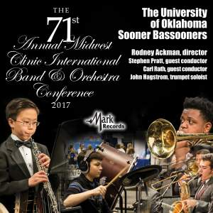 2017 Midwest Clinic: University of Oklahoma Sooner Bassooners (Live)