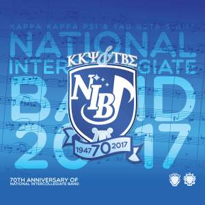 2017 National Intercollegiate Band: 70th Anniversary (Live)