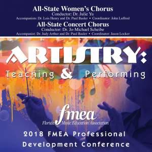 2018 Florida Music Education Association (FMEA): All-State Women's Chorus & All-State Concert Chorus [Live]