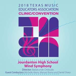 2018 Texas Music Educators Association (TMEA): Jourdanton High School Wind Symphony [Live]
