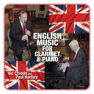 English Music for Clarinet & Piano