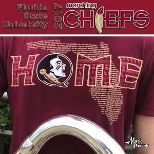 2017 Florida State University Marching Chiefs