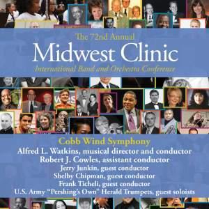 2018 Midwest Clinic: Cobb Wind Symphony (Live)