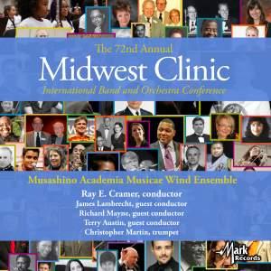 2018 Midwest Clinic: Musashino Academia Musicae Wind Ensemble (Live)