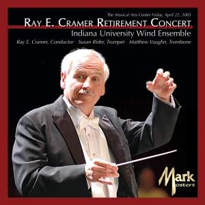 Ray E. Cramer Retirement Concert