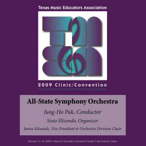 2009 Texas Music Educators Association (TMEA): All-State Symphony Orchestra