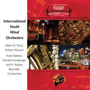 2009 WASBE Cincinnati, USA: International Youth Wind Orchestra