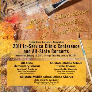 Florida Music Educators Association 2011 In-Service Clinic Conference and All-State Concerts - All-State Elementary and Middle School Chorus
