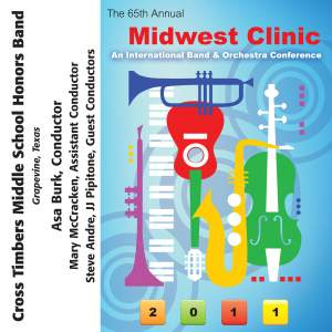 2011 Midwest Clinic: Cross Timbers Middle School Honors Band